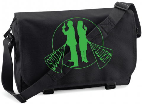 MULDER & SCULLY M/BAG - INSPIRED BY THE X-FILES